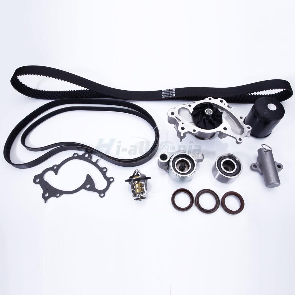Toyota Camry Timing Belt Replacement: Timing Belt & Water Pump Kit For Toyota 3.0L V6 DOHC Lexus