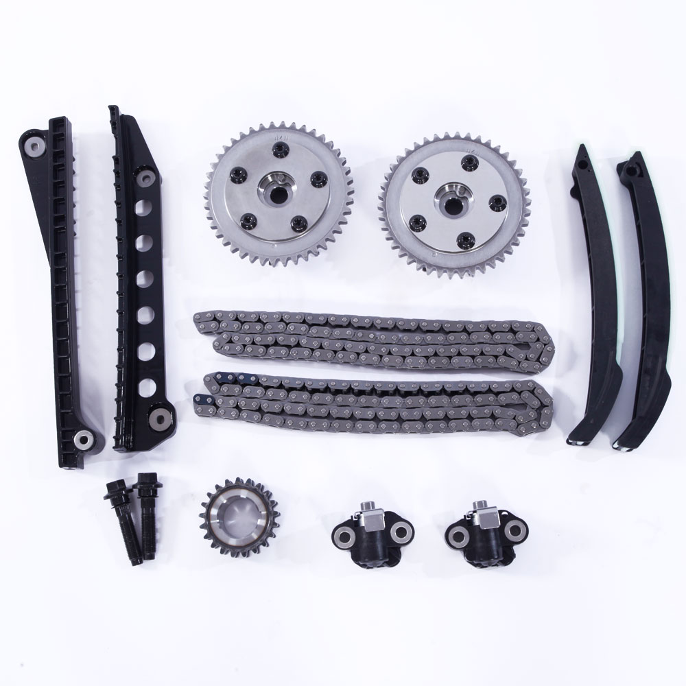Timing Chain Cam Phaser Kit For 04-08 Ford F150 F250