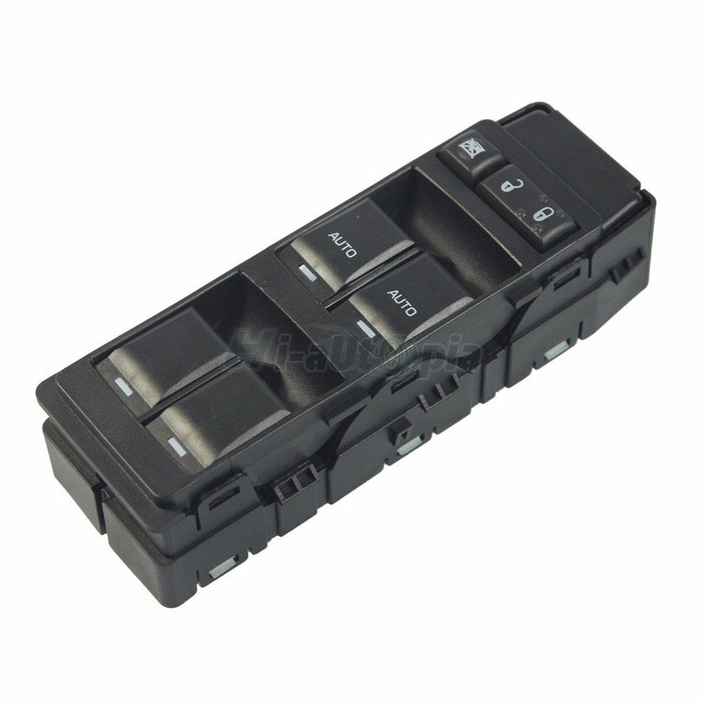 Power Master Window Switch For Chrysler 200 300 Sebring
