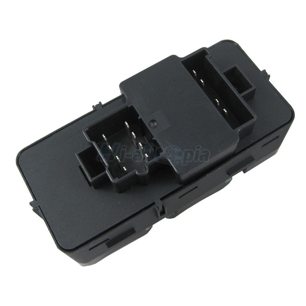 New power window door master switch for 00 05 chevy impala for 2000 chevy impala window switch