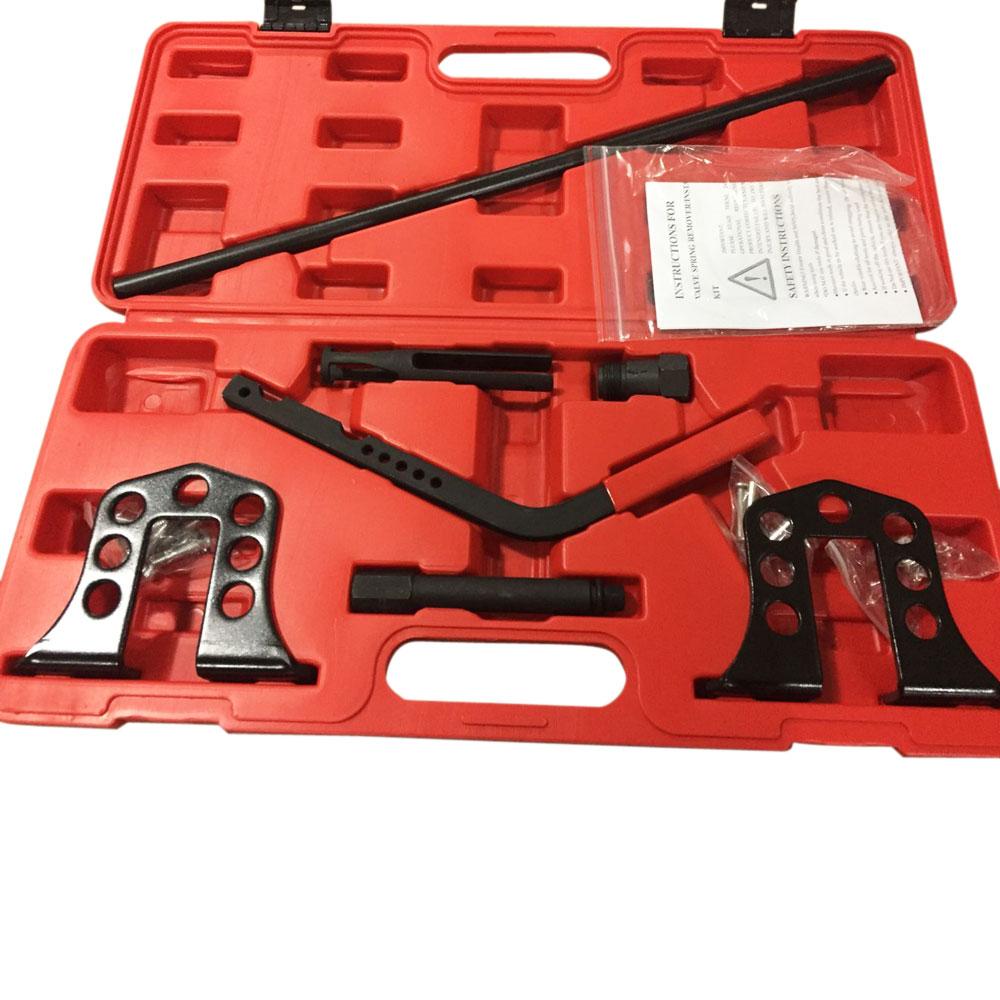Valve Spring Remover Installer OHV/OHC Compressor Tool Kit