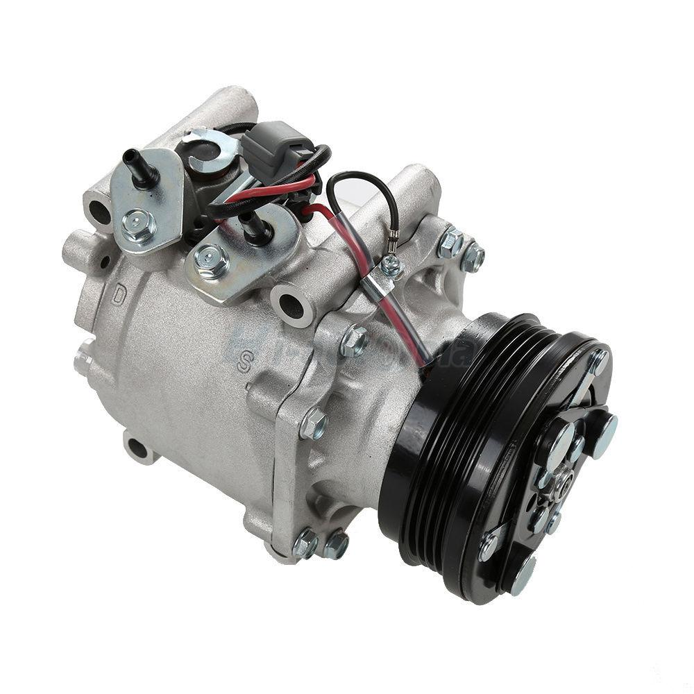 New Complete AC Compressor Kit With Clutch for A//C 96-00 Honda Civic 97-01 CR-V