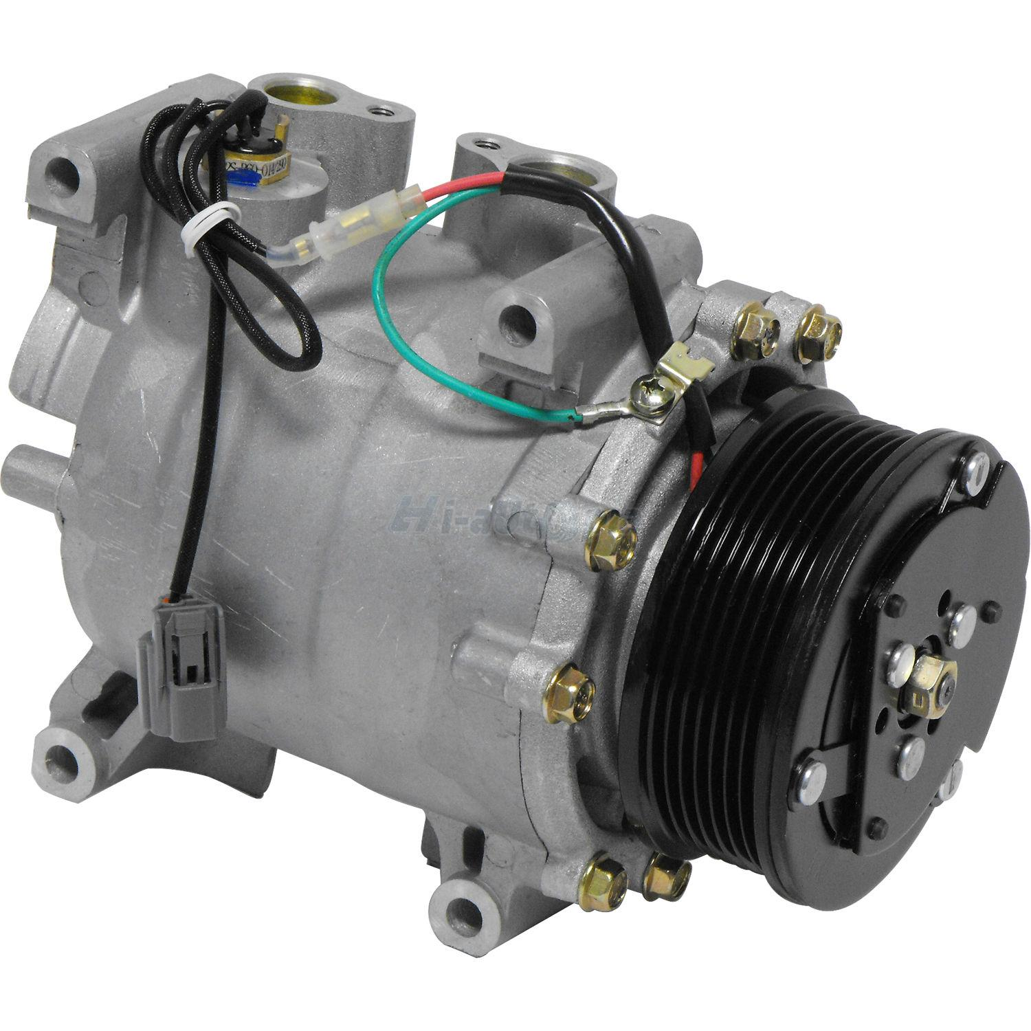 new ac compressor a c for 02 05 honda civic si sir 2 0l 02 06 rsx rh ebay com Air Compressor Air Compressor
