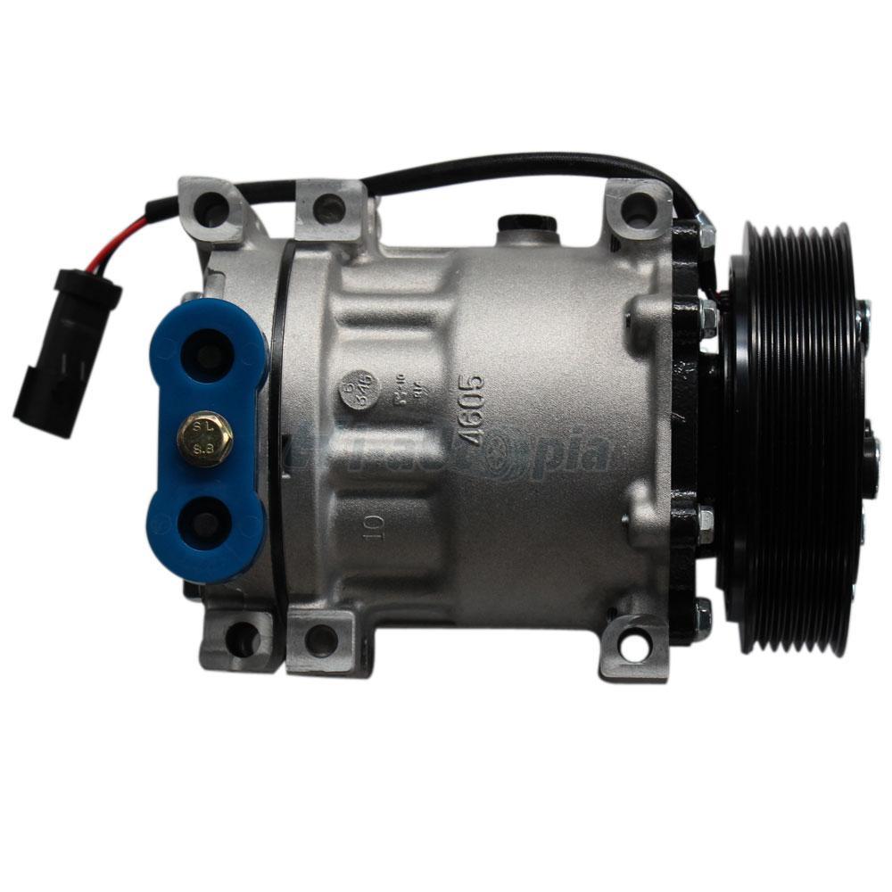 A//C Compressor Assembly for Dodge Ram 96-01 Dakota //Durango 95-02 04849040AD