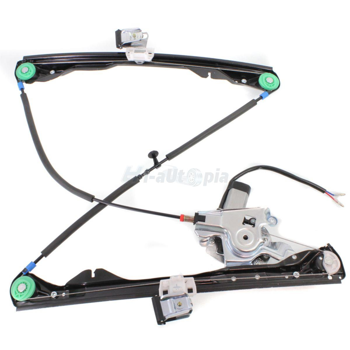 Power Window Regulator With Motor Front Left Driver Side For Ford Wiring Diagram 2007 Focus Ses Wagon 00 07