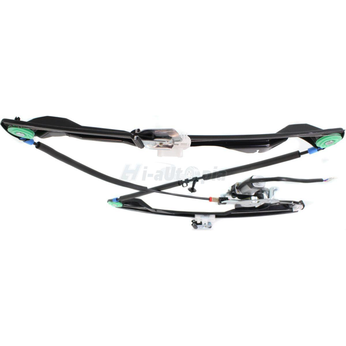 power window regulator with motor front left driver side for ford focus 00