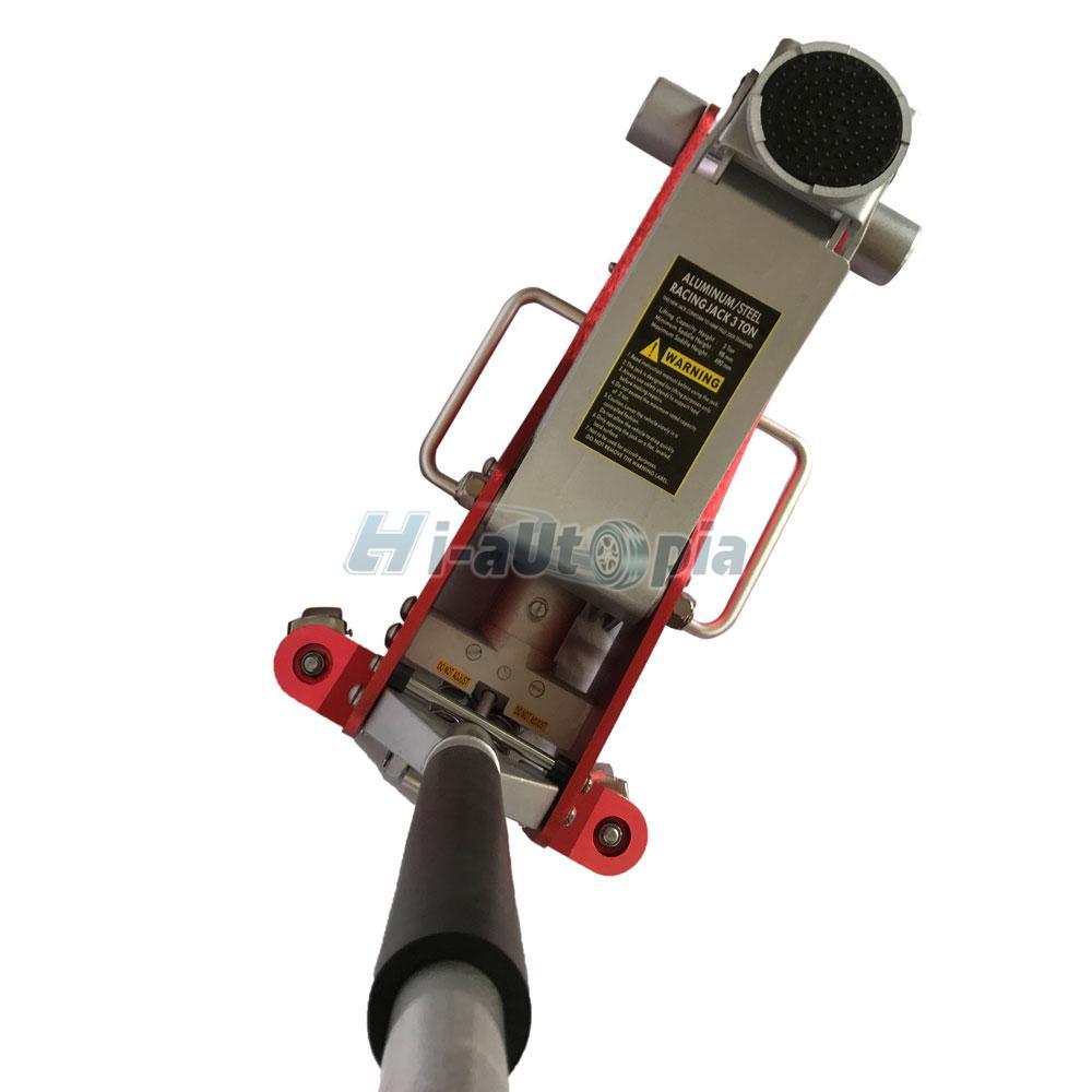 Hydraulic Racing Aluminum Floor Jack Light Weight Pump 3