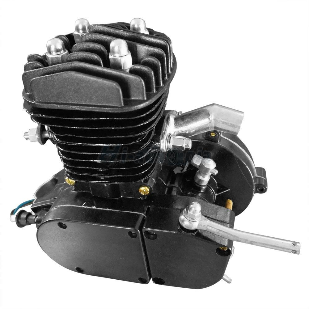 """80cc 2 Stroke 26"""" & 28"""" Bicycle Motorized Cycle Gas Engine"""
