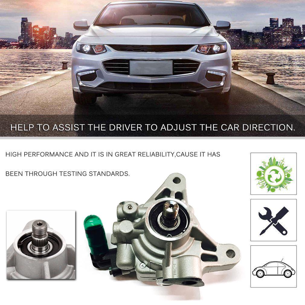 Brand New Power Steering Pump [56110PNBA01] For Honda CRV