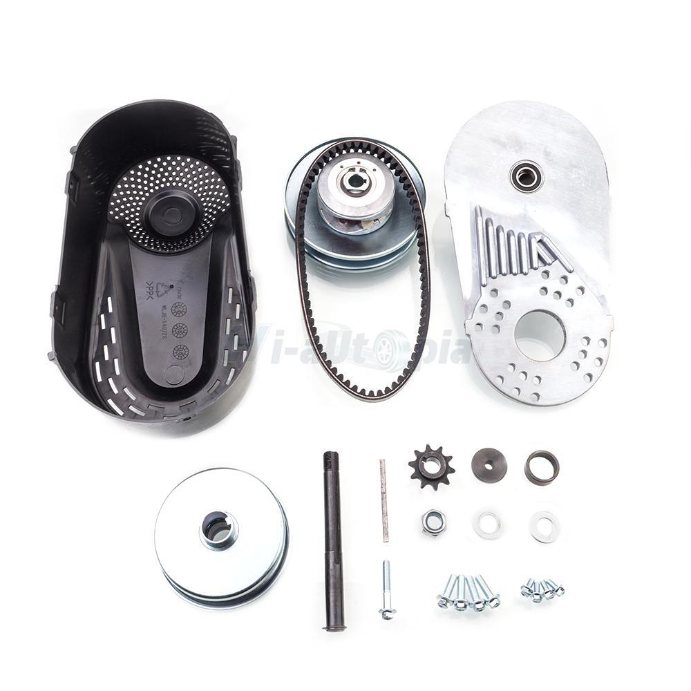 Details about Go Kart Torque Converter Clutch Kit 1