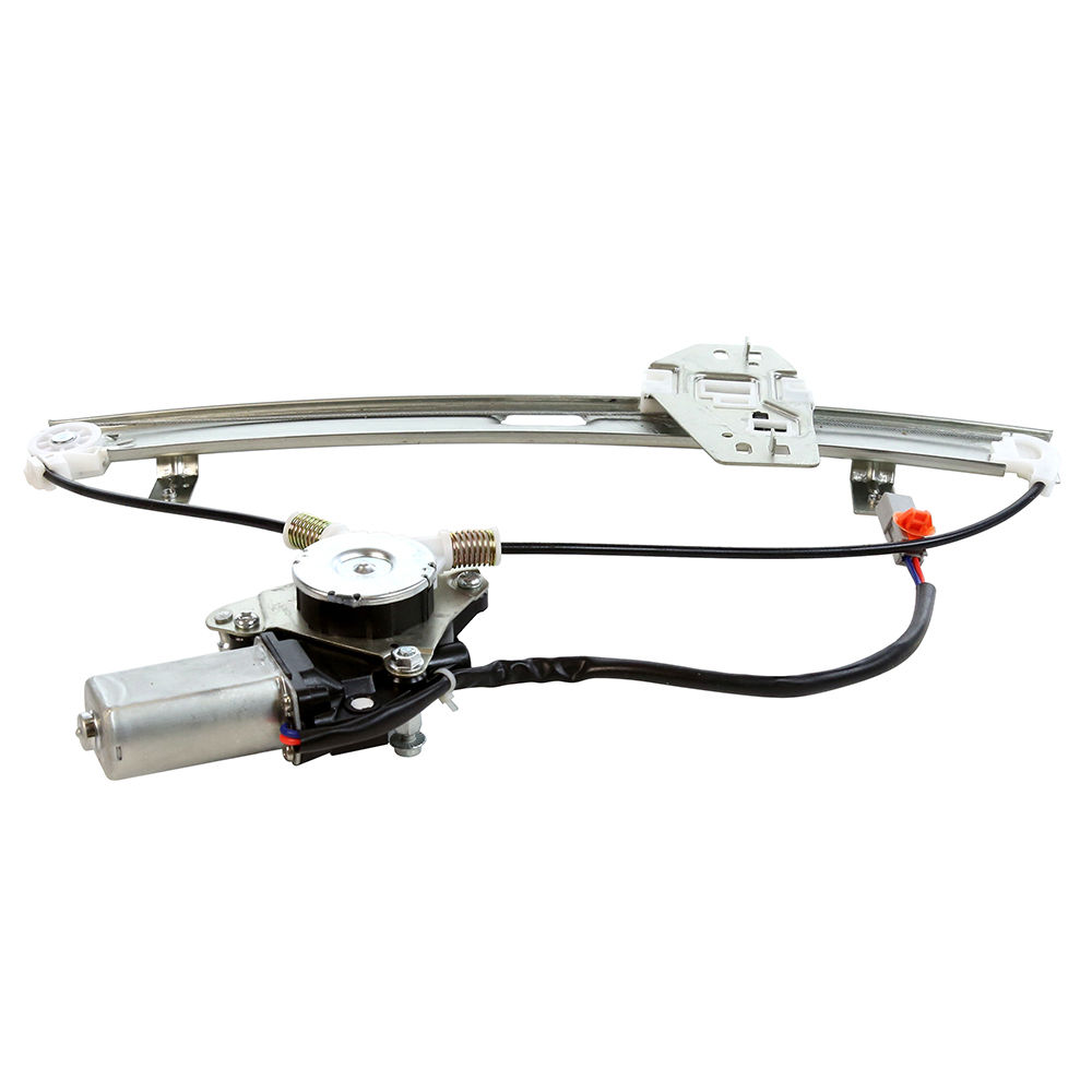 Power Window Regulator With Motor Rear Left Driver Side