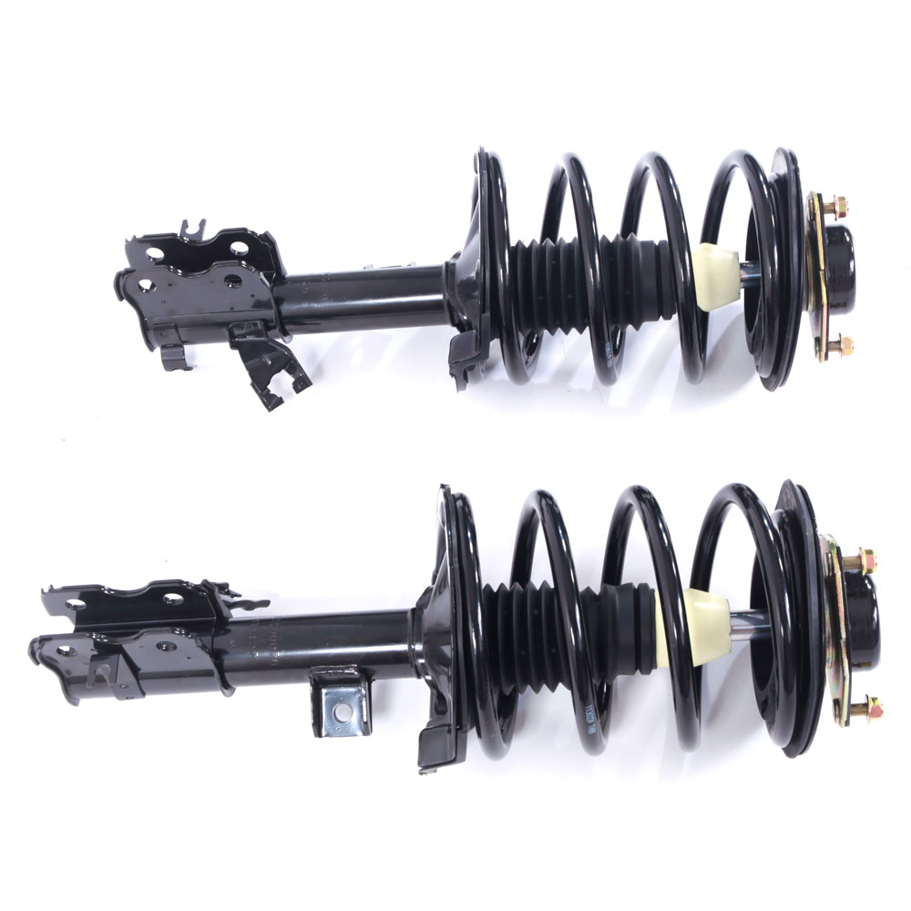 complete strut assembly front right left shocks fits 2002 2006 nissan altima new ebay. Black Bedroom Furniture Sets. Home Design Ideas