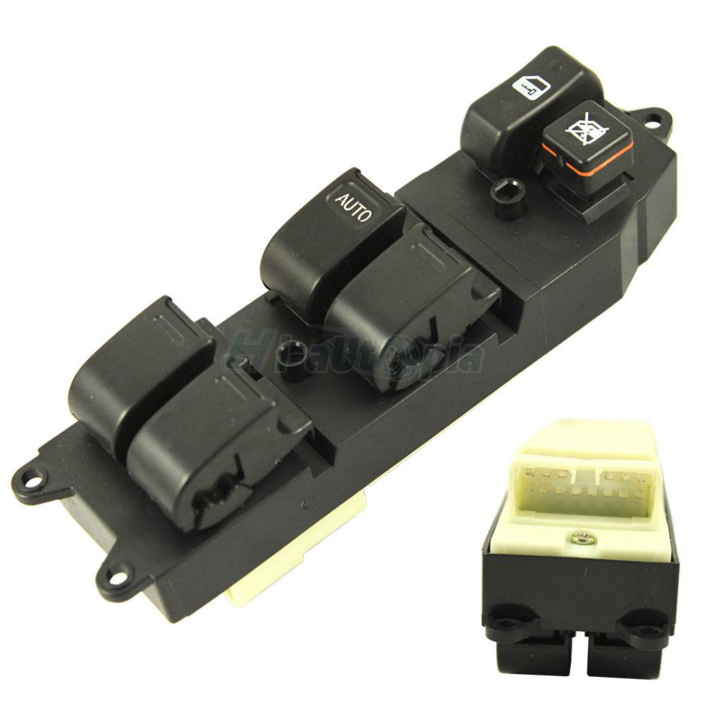 power window master control switch for 1997 2001 toyota