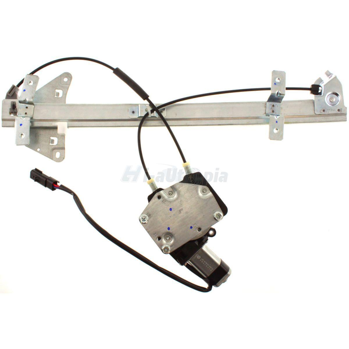 Power window regulator w motor front driver side for dodge for 2002 dodge dakota window regulator