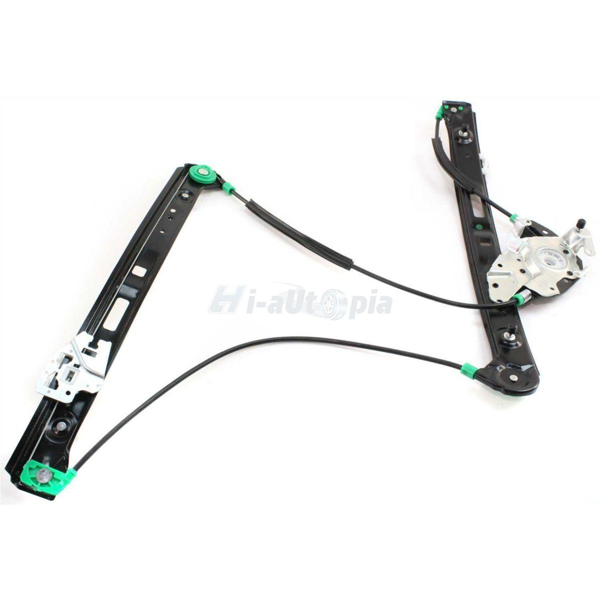 Power window regulator front right passenger side for bmw for 2002 bmw 325i window regulator
