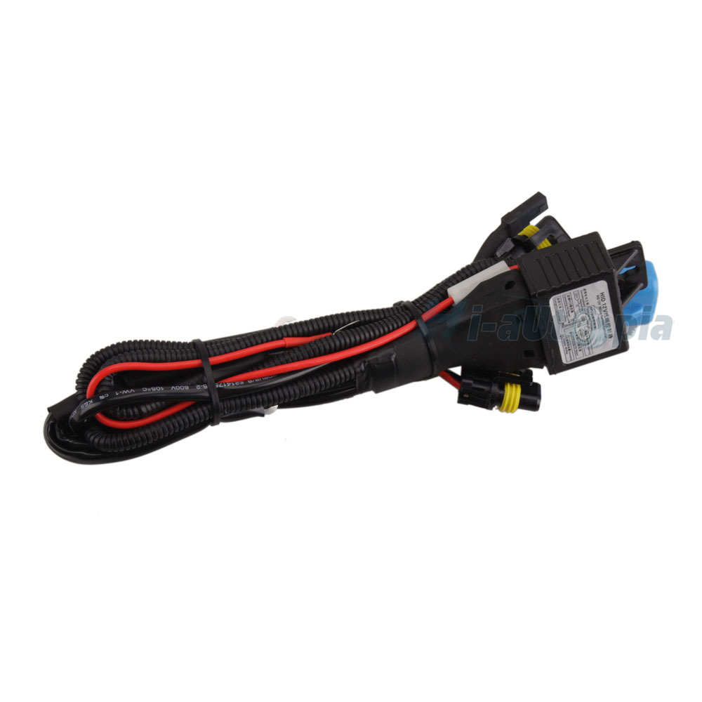 Hid v new wiring harness controller  flexible