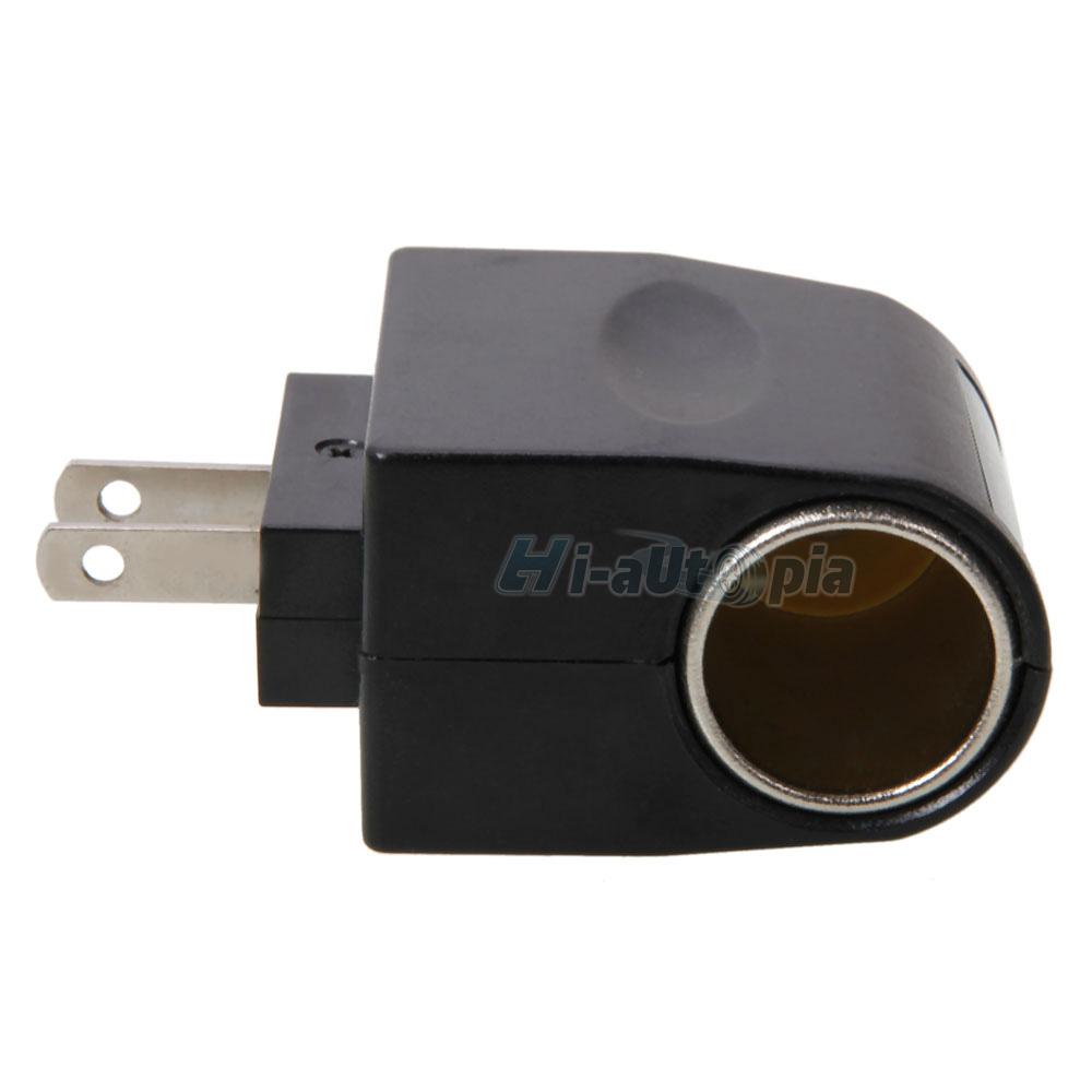New Car Cigarette Lighter Socket Charger Outlet Adapter